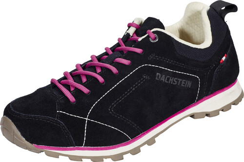 Dachstein Skywalk LC Shoes Women black/fuchsia UK 5,5